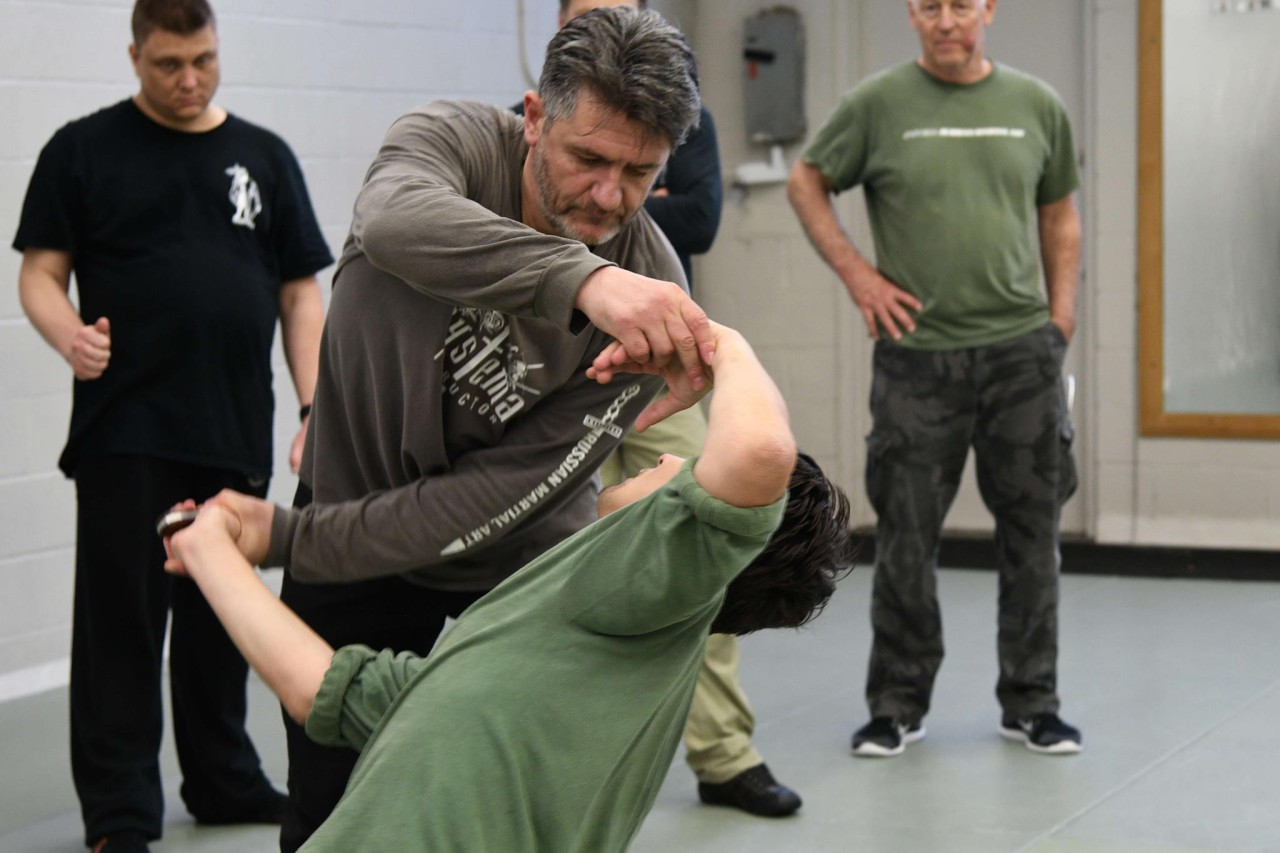 Systema Amsterdam Russian Martial Art